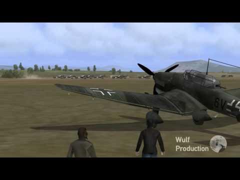 1941 - La bataille de Malte (IL-2 Sturmovik 1946)