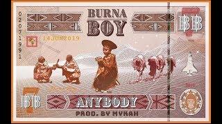 Burna Boy   Anybody Instrumental Reproduced By Mykah