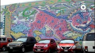 Especiales del Once - Arte urbano, ¿los nuevos muralistas mexicanos?