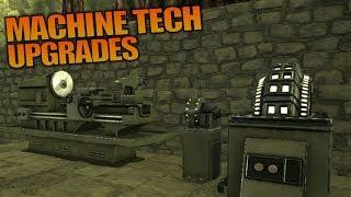 MACHINE TECH UPGRADES | ARK: Aberration | Let's Play ARK Aberration Gameplay | S01E09