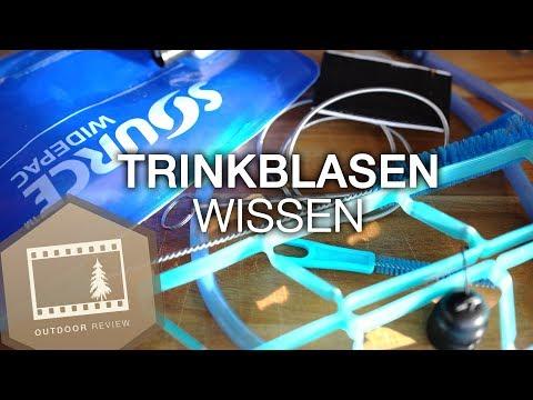 Trinkblasen-Wissen: Kauf   Reinigung   Reparatur - Outdoor Review
