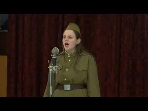 """Катя Шинкарева """"И будет месяц май"""" Автор В.Паршута"""