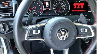 2018 VW GTI SE Ep  24: Unitronic Stage 1+ First Drive
