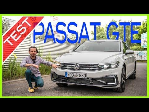 VW Passat GTE (2019) Fahrbericht: Preis, Reichweite, Ausstattung, Fahrgefühl
