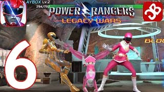 Power Rangers: Legacy Wars - Gameplay Part 6 - iOS/Android