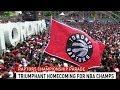 Toronto Raptors Victory Parade Replay CBC Kids News