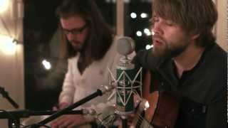 "Josh Wilson Sunroom Sessions: ""Here I Am Anyway"""