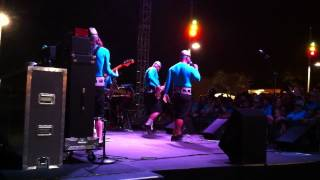 Aquabats Live - 8/30/12 - The Cat with Two Heads