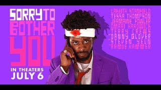 Afronerd Radio First Impressions: Sorry to Bother You (incl. Gag Reel)