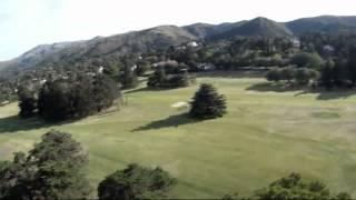 preview picture of video 'La Cumbre Golf Club - Vistas Aéreas - Yardas Tour'