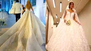 15 Best Glamorous Wedding Dresses Compilation 2018 | Wedding Dress Styles