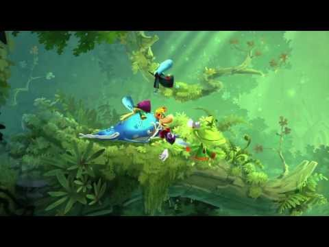 Rayman Legends - PS3 (usado)