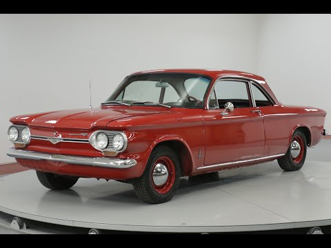 Video of 1963 Chevrolet Corvair - PEW5