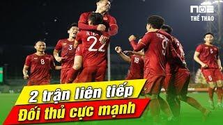 Nóng! vừa sang tới Hàn Quốc U23 Việt Nam Lập tức đối đầu Với đối thủ khủng , thắng được không