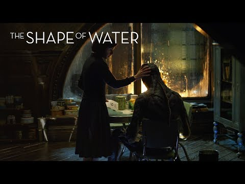 The Shape of Water (Behind the Scenes 'Set Design: The Chamber')