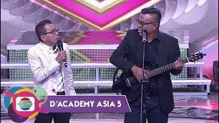 Kacau!!!Begini Nih Kalo Abdel-Jarwo Bacain Para Komentator D'Academy Asia