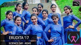 Sinhala Dance Of ERUDITA '17 - Kandy Girls' High School Science Day 2017