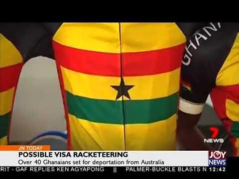 Possible Visa Racketeering - Joy Sports Today (3-4-18)
