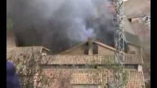 preview picture of video 'Canal N - incendi a l'ametlla de Merola'