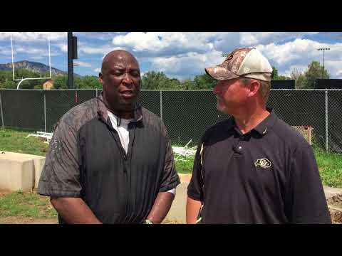 Mark Johnson Interview with Jim Jeffcoat