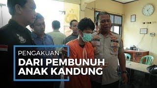 Pengakuan Dingin Pembunuh Anak Kandung di Tangerang, Bikin Istri Nangis Merongrong