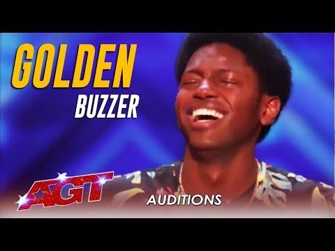 Joseph Allen: Captures America's Heart and Howie's GOLDEN BUZZER! | America's Got Talent 2019 (видео)