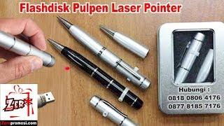 Jual souvenir Flashdisk Pulpen 3in1 fdpen07