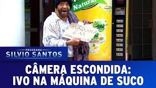 Câmera Escondida: Ivo na Máquina de Suco