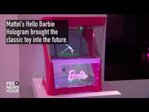 New York Toy Fair spotlights hologram toys