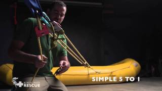 Mechanical Advantage Systems for Whitewater, Swiftwater & Technical Rope Rescue