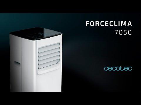 Aire acondicionado portátil ForceClima 7050 Cecotec