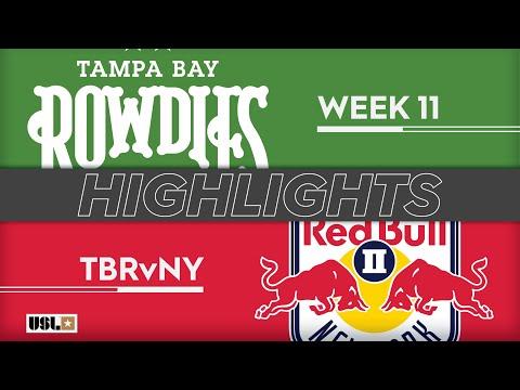 Tampa Bay - Нью-Йорк Ред Буллз-2 2:0. Видеообзор матча 19.05.2019. Видео голов и опасных моментов игры