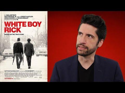 White Boy Rick – Movie Review