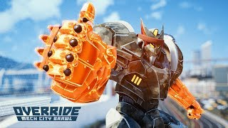 Видео Override: Mech City Brawl - Super Charged Mega Edition