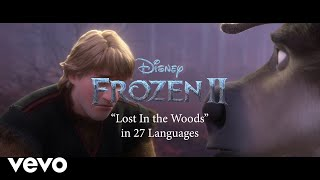"Various Artists - Lost in the Woods (In 27 Languages) (From ""Frozen 2"")"