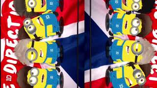 History 1d remix chipmunk