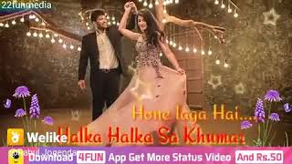 Dil Deewana Bekarar Hone Laga Hai lyrics song - YouTube