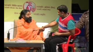 Acupressure Points For Spinal Cord Scoliosis - Swami Ramdev