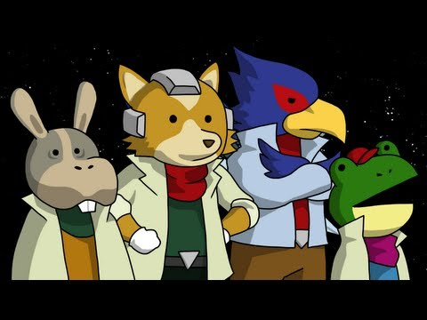 Here's All Of Star Fox In A Minute