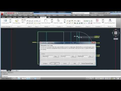 RC Demo - Splitting Ranges
