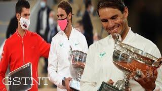 How Rafael Nadal Dominated Novak Djokovic & Roland Garros 2020 | Federer Congratulates