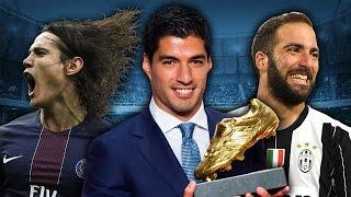 Is Luis Suarez ACTUALLY The Deadliest Striker In Europe?!   #StatWars