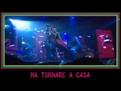 ✿.。.:* Tiziano Ferro [Tribute Video] - Il bimbo dentro [live - Swing] + testo *.:。✿