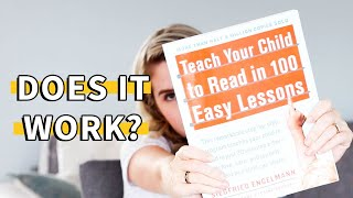 TEACH YOUR CHILD TO READ IN 100 EASY LESSONS REVIEW | Does it work? See an example!