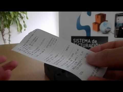 5.9 Facturación Móvil - Impresora Termica - Calvo y Asociados