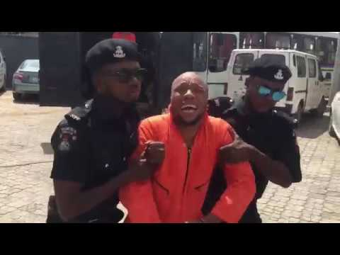 Igwe 2Pac Gets Arrested!