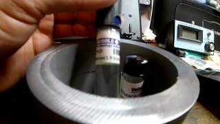 Micro Thorium Heavy Water Reactor with Beryllium Reflector Rings