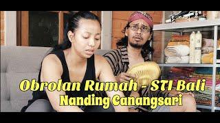 """Nanding Canang Sari """"OR"""" STI Bali"""