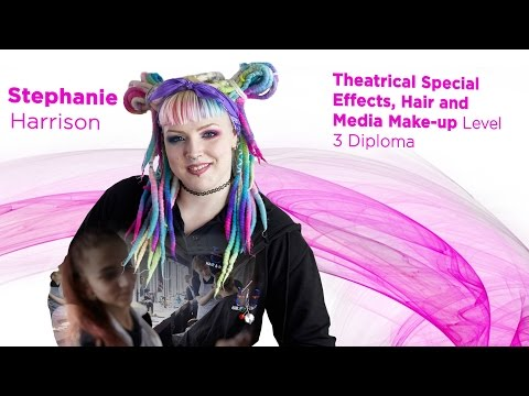 UCB - Stephanie Harrison - Make-up