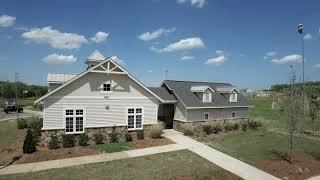 Walnut Creek Aerial Tour | New Homes in Lancaster, SC